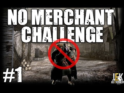 Resident Evil 4: No Merchant Challenge - Part 1 (Normal/First Ever Attempt)