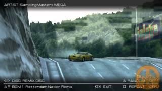 Ridge Racer (PSP) On PPSSPP v0.7.6-1040-g398e8a0 64-bit