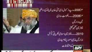 Moulana diesel exposed badly by Kashif Abbasi