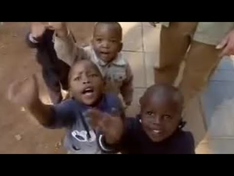 Botswanan AIDs orphans  - Tropic of Capricorn - BBC travel