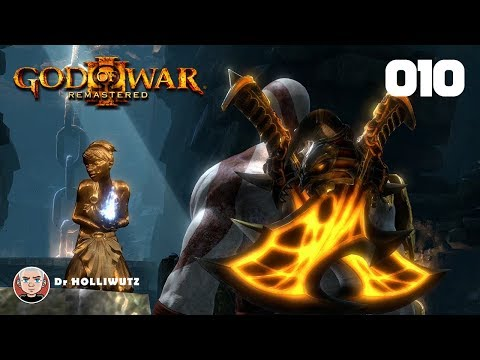 God of War 3 #010 - Die Höhlen [PS4] Let's Play GOW3 remastered