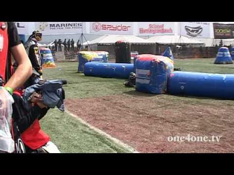 Paintball - NPPL Huntington Beach 2008 - Part 2