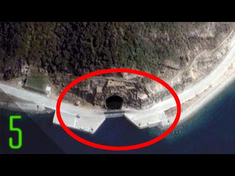5 Most Top Secret Military Locations
