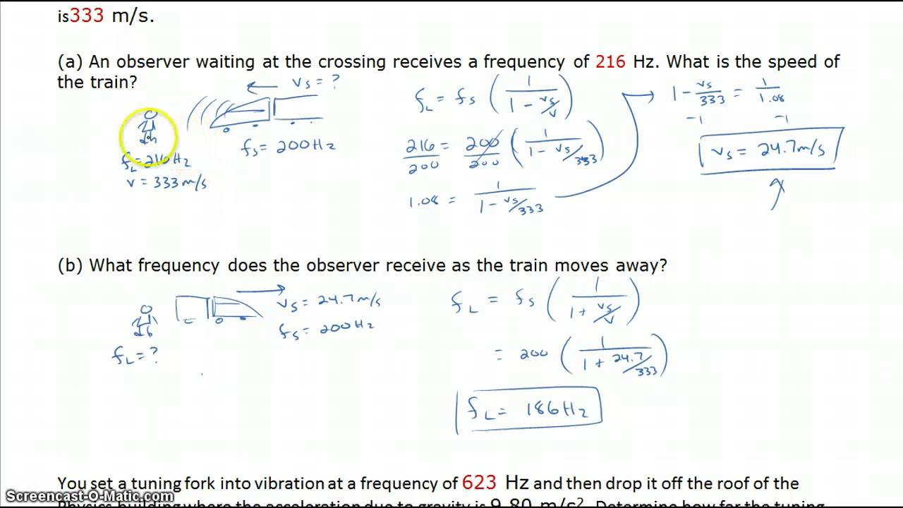 application of doppler effect pdf