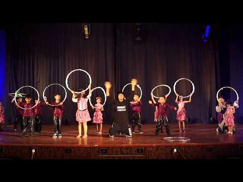 Nach Meri Jaan + Radio - Tubelight Dance Performance | Children's Batch | DSDF | Abhijeet Ganguli