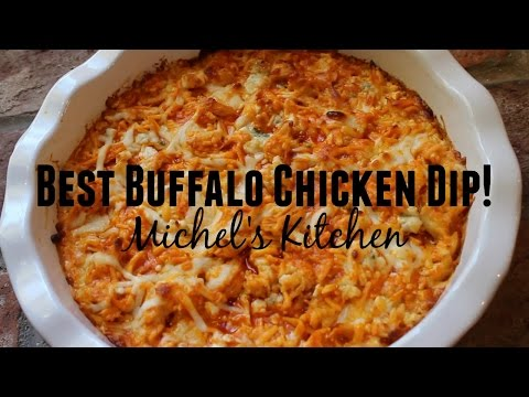 Best Buffalo Chicken Dip Ever! - Show 42