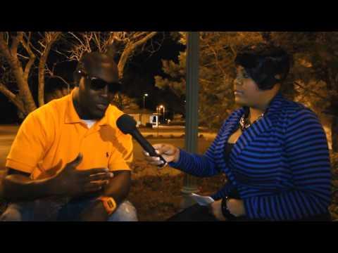 Star 1053 OnAir Personality Serwa Collins interviews Kedrick Lewis