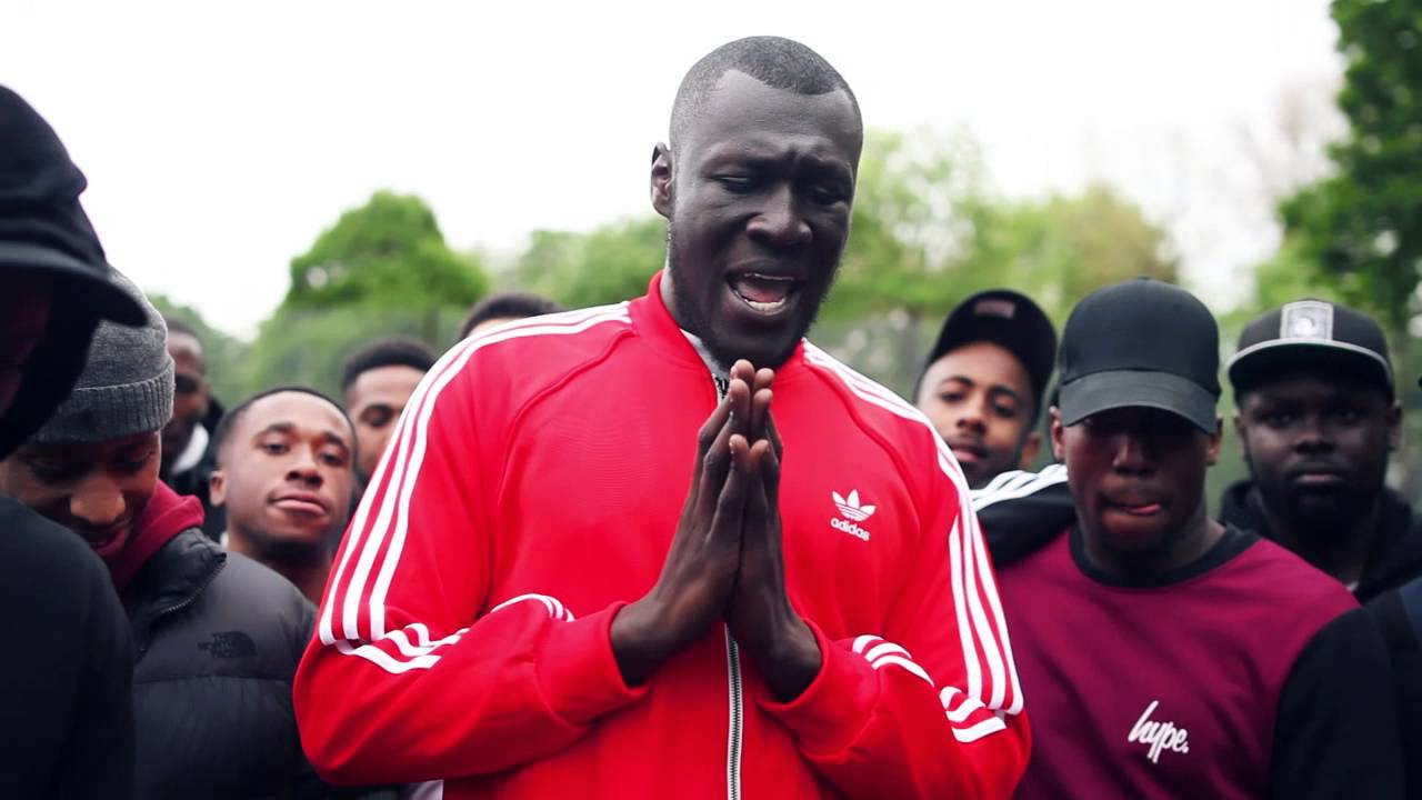 Download STORMZY - SHUT UP