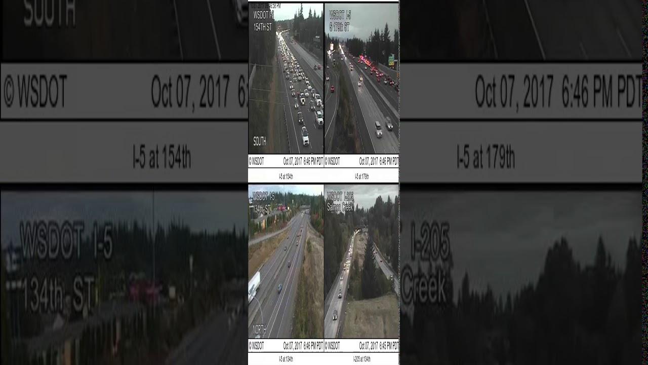 Florida Georgia Line WSDOT Traffic Cameras - YouTube