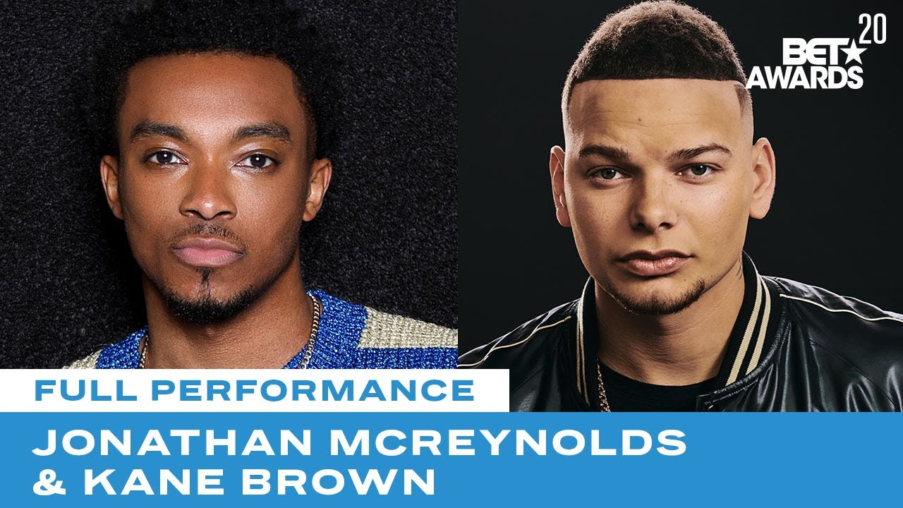 BET Awards 2020: Kane Brown Performs with Jonathan ...
