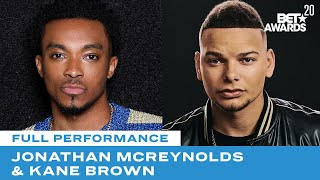 "Jonathan McReynolds & Kane Brown Perform ""People"" & ""Worldwide Beautiful"" 