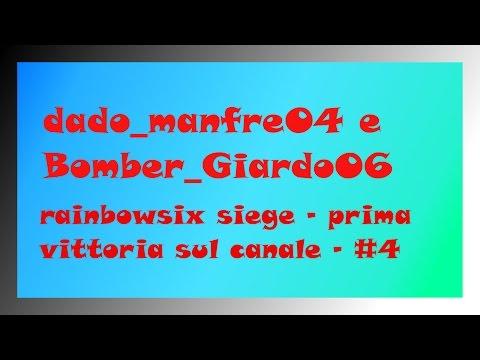 Rainbowsix Siege - porto la prima vittoria sul canale - # 4
