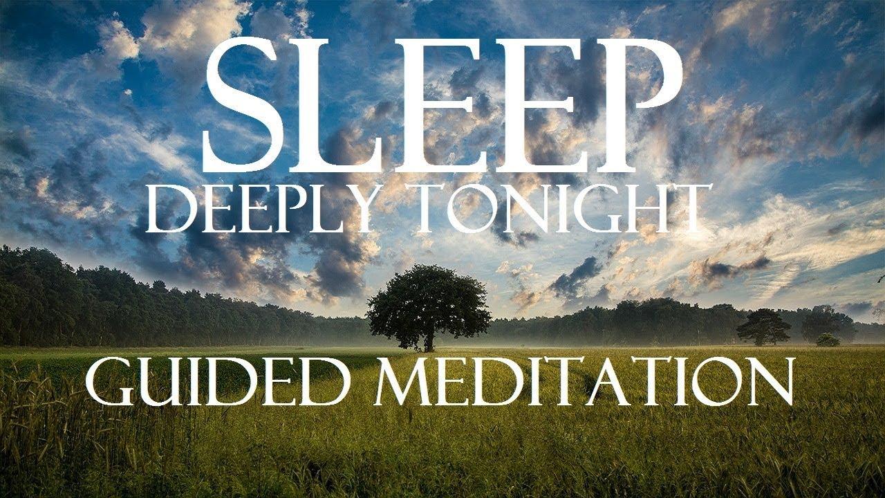 guided meditation to go to sleep