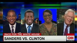 (11:50 PM ET) CNN: The amazing Nina Turner & the incredible Bill Press (May 12, 2016)