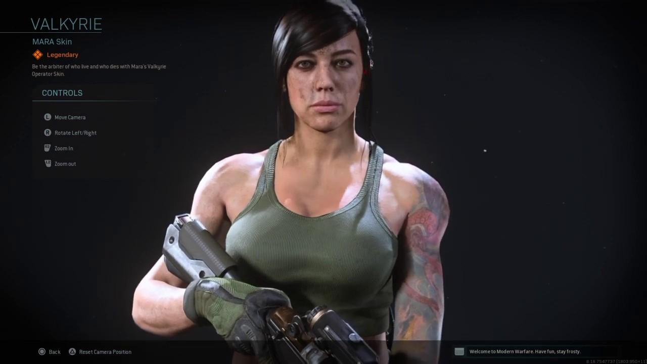 Modern Warfare Sexy