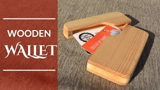 WOODEN WALLET (English Subtitles)
