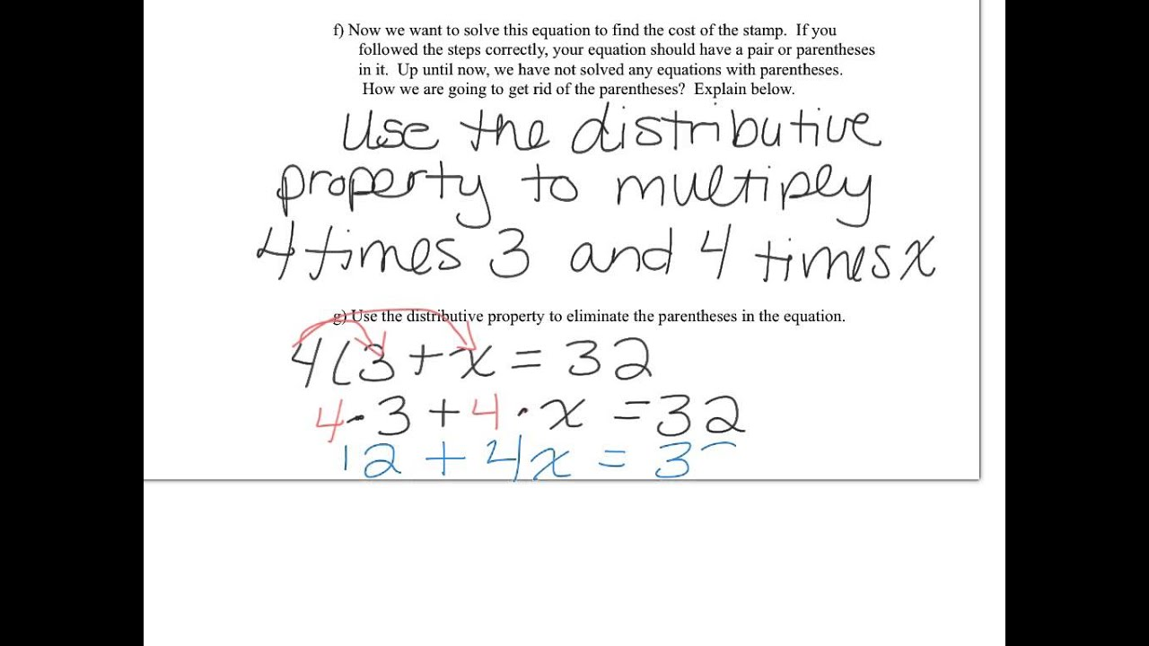 worksheet Distributive Property Problems Duliziyou Worksheets – Solving Equations with Distributive Property Worksheet