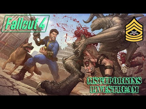 I CAN'T LEAVE PART 2 | FALLOUT 4 (PC, MODDED) | INTERACTIVE STREAM | 1080p @ 60fps