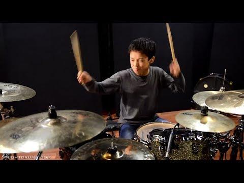Wright Drum School - Joh Kotoda - Plini - Cascade - Drum Cover