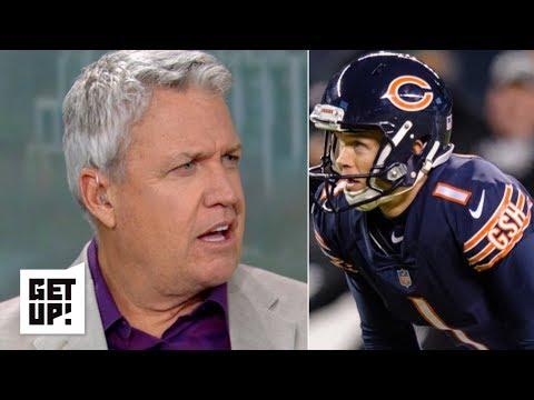 Rex Ryan rips Bears kicker for missed field goal vs. Eagles | Get Up!