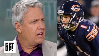 Rex Ryan rips Bears kicker for missed field goal vs. Eagles | Get Up!