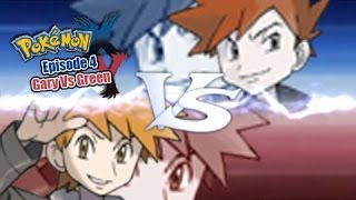 Pokemon X and Y WiFi Battle: Gary Vs Green