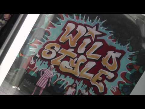 New York Graffiti Artists Refuse to Grow Up
