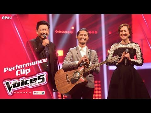 The Voice Thailand 5 - Live Performance - 22 Jan 2017 - Part 3