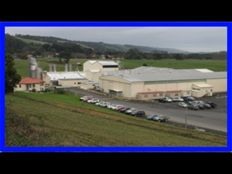 Union wants government to buy edith creek dairy factory
