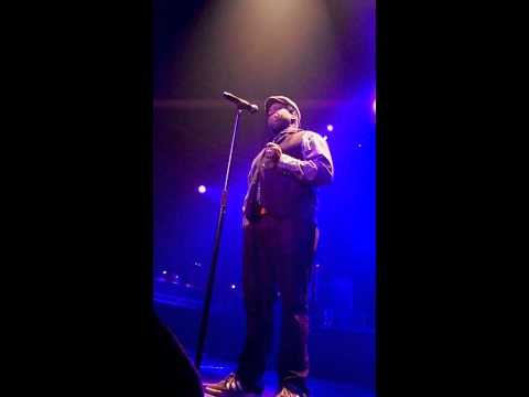 Amazing Grace by Corey Glover at the Melkweg March 11th 2013