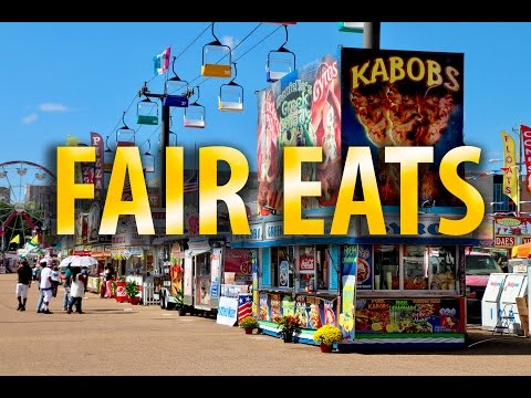 A Guide to Healthier Eating at the Mississippi State Fair