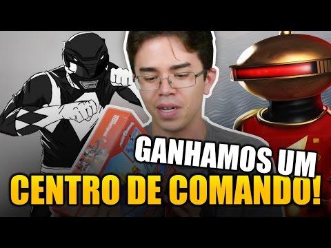 GANHAMOS um CENTRO DE COMANDO