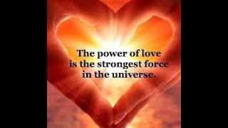 The Power of Love - 1 Corinthians 13:13