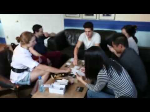 Graduate study at Cambridge: The college experience