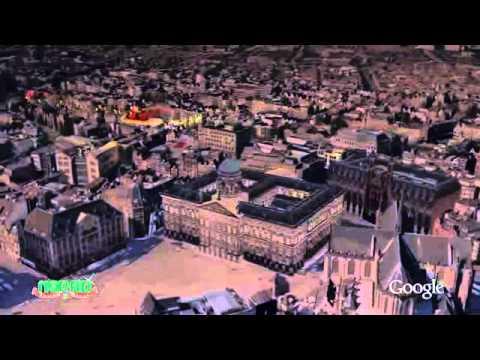 NORAD sulle tracce di Babbo Natale - Amsterdam, Netherlands