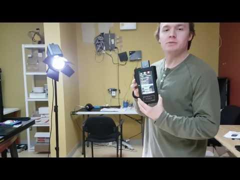 SRI2000 - UV Illuminance Spectrometer