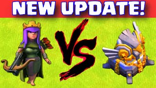 Clash of Clans QUEEN WALK STRATEGY UPDATE | NEW DEFENSE ACHIEVEMENT | Town hall 11 Update Sneak Peek