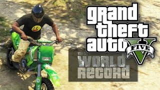 gta 5 thug life 93 world record racer gta v online