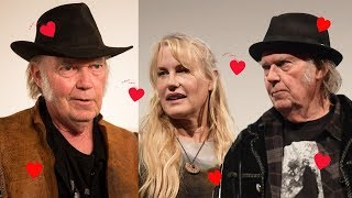 Neil Young C.onfirmed Some Life-changing News About His Relationship With Daryl Hannah