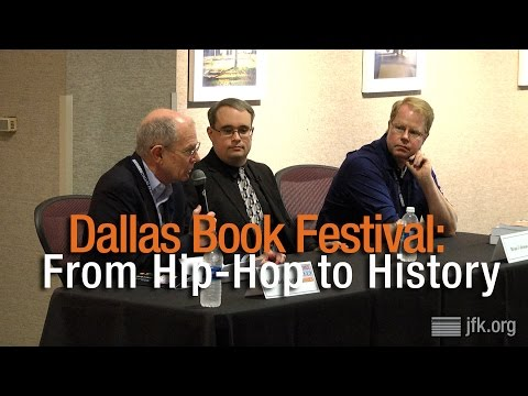 Dallas Book Festival: From Hip-Hop to History