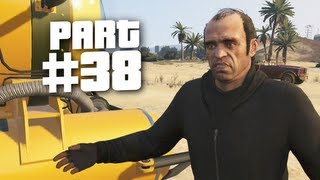 Grand Theft Auto 5 Gameplay Walkthrough Part 38 - Merryweather Heist (GTA 5)