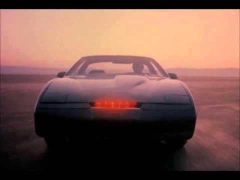 Knight Rider: Johnny Lee - Highways run forever