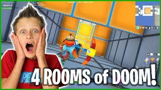 PLAYING THE 4 ROOMS OF DOOM!