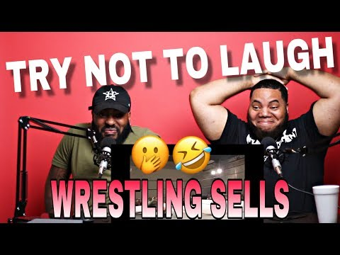 75 Great Wrestling Sells - Pt. 13 (Oversells, Realistic Sells, ETC.) - (TRY NOT TO LAUGH)