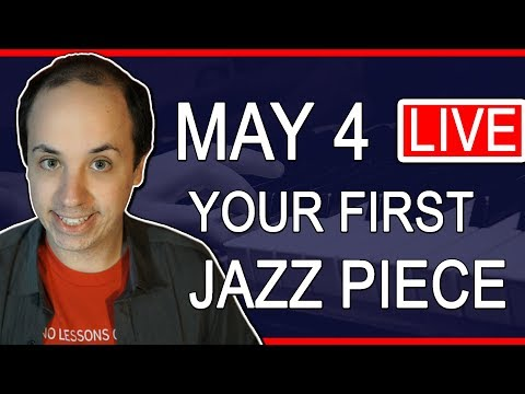 🔴 Your First Jazz Piece - Satin Doll