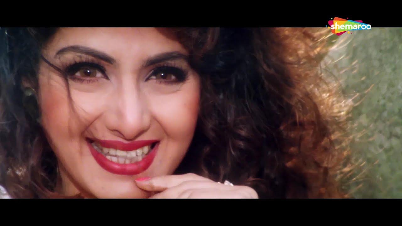 श्रीदेवी का सुपरहिट गाना - तू लगे चाँद का टुकड़ा   Tu Lage Chand Ka Tukda - HD Video   Chand Ka Tukda