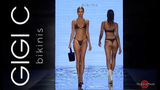 Gigi C Resort 2019 Collection Runway Show Miami Swim Paraiso Fashion Fair