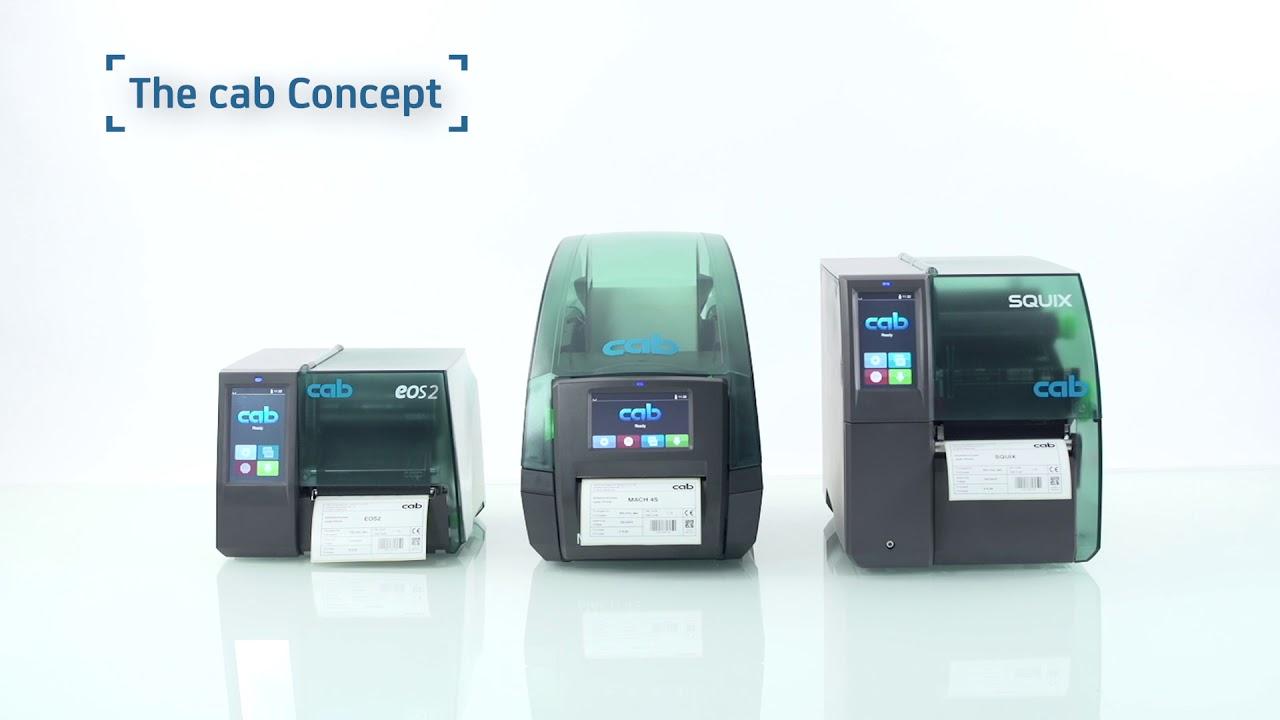 Introducing Label Printers EOS2 / EOS5