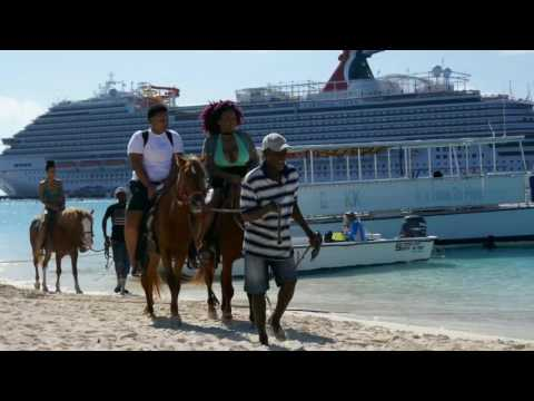 Carnival Vista hosts WTH Annual Conference - Dec 2016