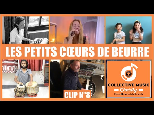 COLLECTIVE MUSIC CHARITY FEAT. NATASHA ST-PIER